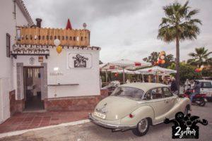 2Gether Restaurant Marbella logó, és arculat