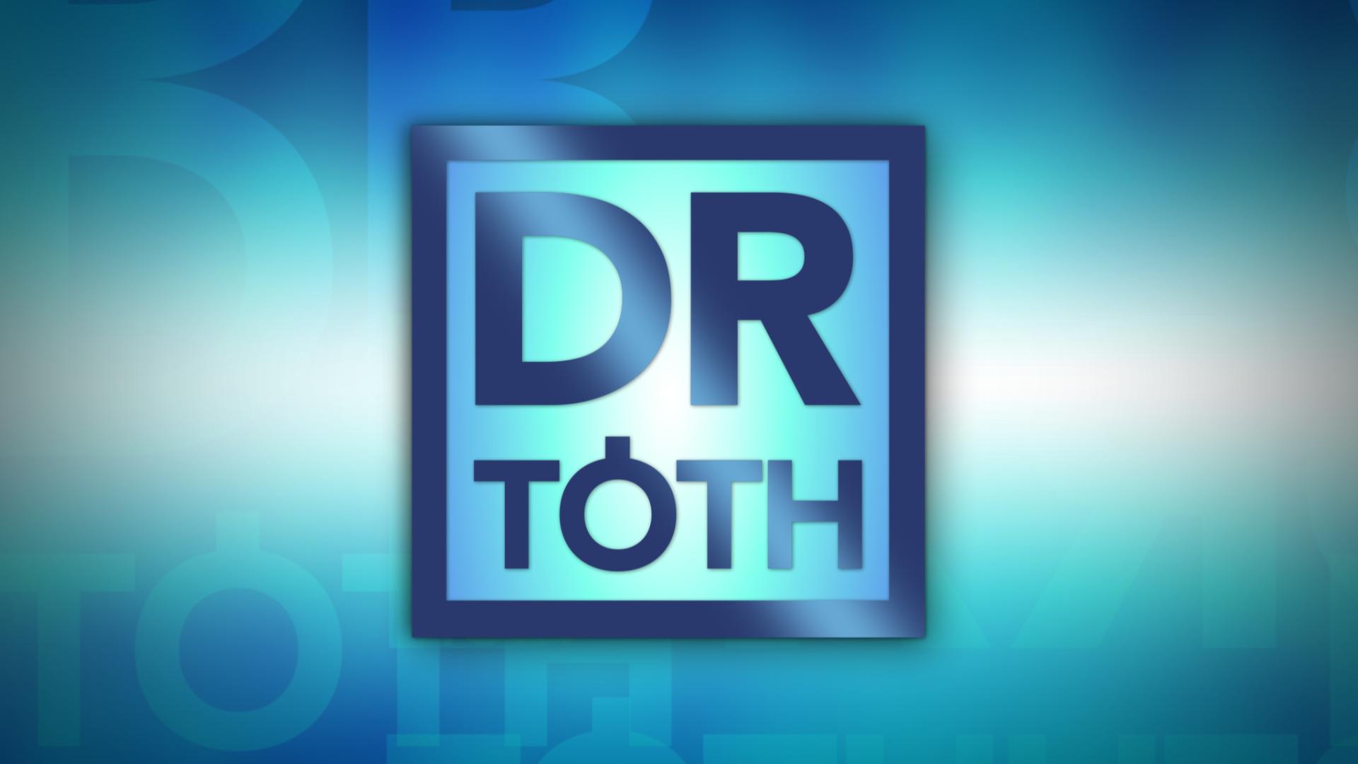 Dr. Tóth - orvosi egészségügyi műsor: logó