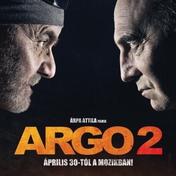 Argo 2 filmplakát