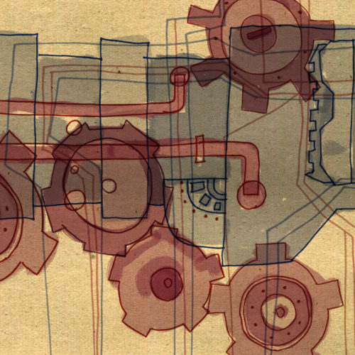 Industrial Boogie - After effects animáció