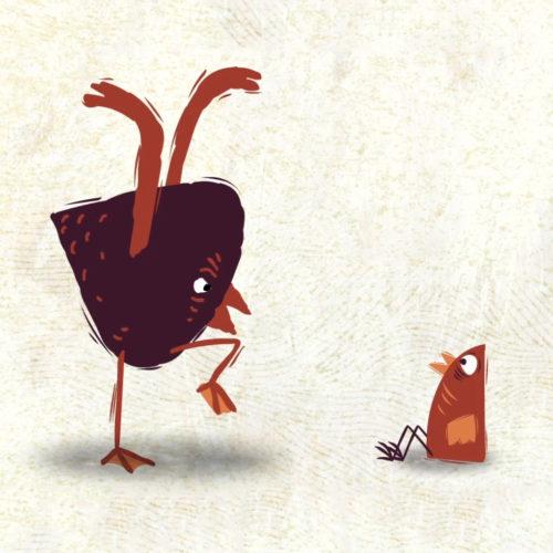 Primanima 2012 alternatív animációs szpot film
