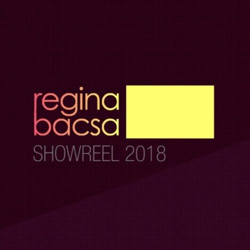 Regina Bacsa Showreel 2018 thumbnail