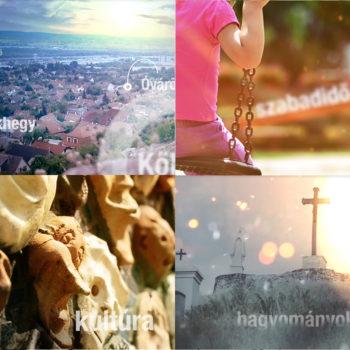 Budaörsi TV - Városi magazin című műsor pillanatkép