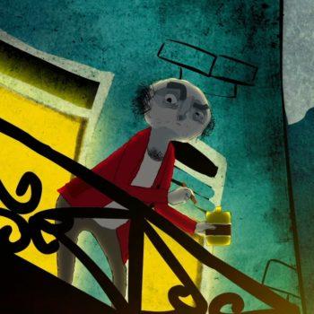 Véletlen című animációs kisfilm pillanatkép