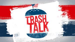 Trash Talk 2016 arculati látványterv: logó animáció