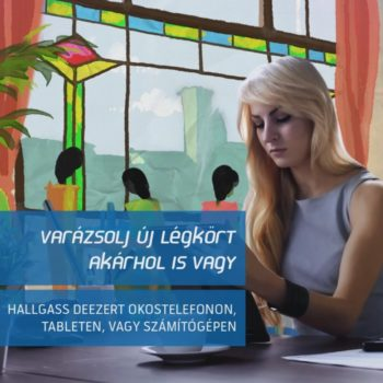 deezer, Telenor reklámfilm