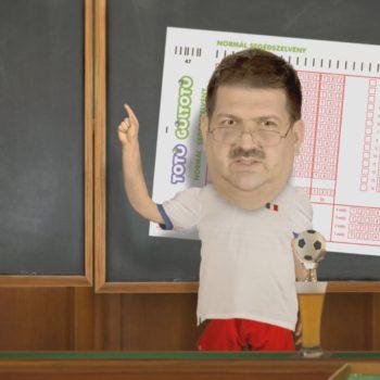 Szerencsejáték Zrt. - animációs magyarázó film a góltotóról