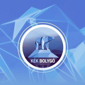 Kék bolygó - magazinműsor logó
